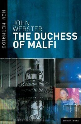 The Duchess of Malfi (New Mermaids) by John Webster Paperback Book The Cheap