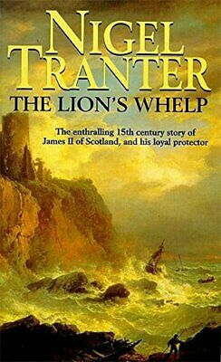 Lion's Whelp by Tranter, Nigel Paperback Book The Cheap Fast Free Post