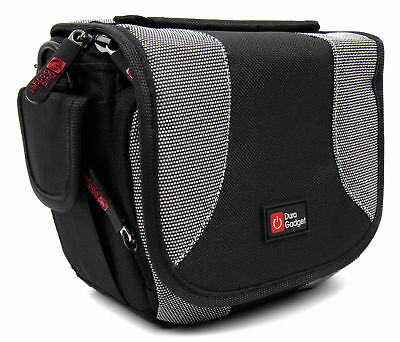 Portable Carry Case With Shoulder Strap for Visionary DX 10x25 Binoculars