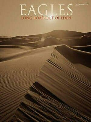 Long Road Out of Eden by The Eagles Paperback Book Free Shipping!