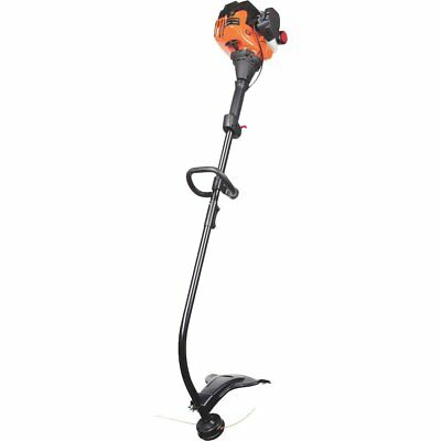 Remington 17-Inch 25cc 2-Cycle Curved Shaft Gas Trimmer
