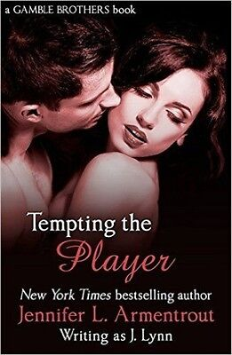 Tempting the Player by Jennifer L. Armentrout Paperback Book