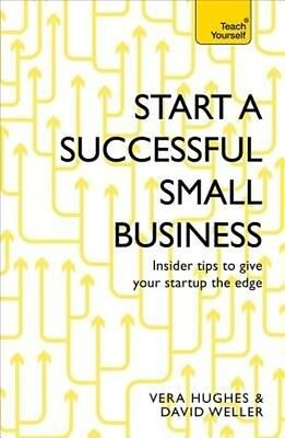 Start a Small Business by David Weller Paperback Book (English)