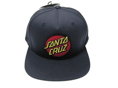 SANTA CRUZ - Classic Patch Ink - CAP - NEW