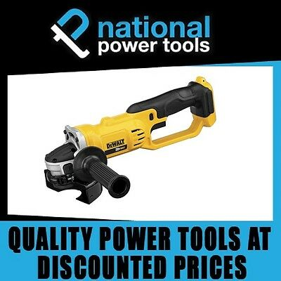 Brand New Dewalt Cordless Grinder Dcg412 18V / 20V Li-Ion Xr 125Mm 5""