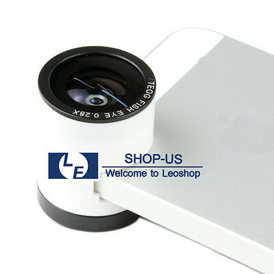 New 3in1 Fish Eye+Wide Angle+Macro Lens Camera Clip Kit for iPhone 5 6 6 PLUS 6S