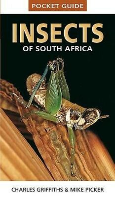 Pocket Guide: Insects of South Africa by Mike Picker Paperback Book (English)