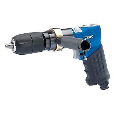"Draper Tools / Workshop Air Drill With 13mm (1/2"") Keyless Chuck - 28831"