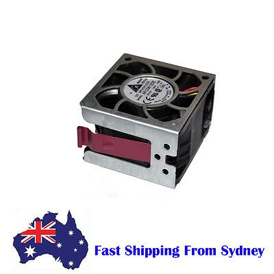 4 X HP 60MM System Fan for DL380 G5 Delta Electronics AFC0612DE