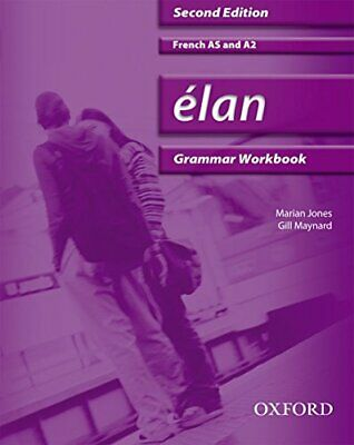 �lan: Grammar Workbook & CD (Elan) by Jones, Marian Paperback Book The Cheap