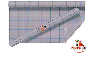 Cover Film For Books Etc - Clear Sticky Back Plastic - 3 Metre Roll