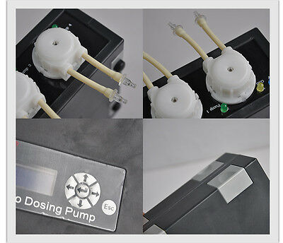 Jebao Jecod Dp-2 Dp-3 Dp-4 Auto Dosing Master Doser Pump For Reef Aquarium Fish
