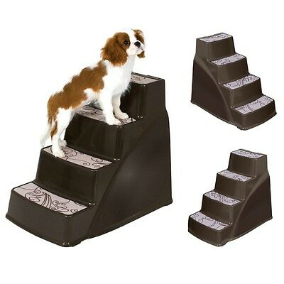 Pet Steps Stairs Small Dog Cat Bed Step Ramp Portable Lightweight Animal Ladder