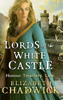 Lords Of The White Castle by Chadwick, Elizabeth Paperback Book The Cheap Fast