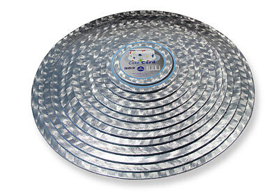 """PME 9 """" Inch Cake Baking Decorating Wedding Round Circle Support Card Board"""