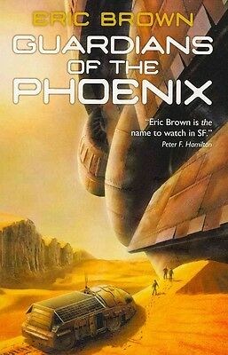 Guardians of the Phoenix by Eric Brown Paperback Book (English)