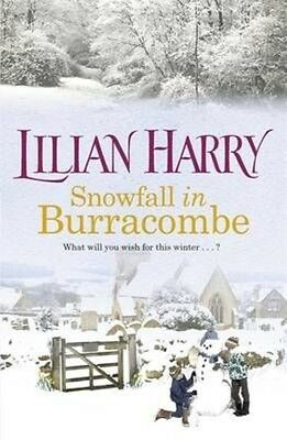 Snowfall in Burracombe by Lilian Harry Paperback Book