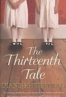 The Thirteenth Tale by Diane Setterfield Paperback Book