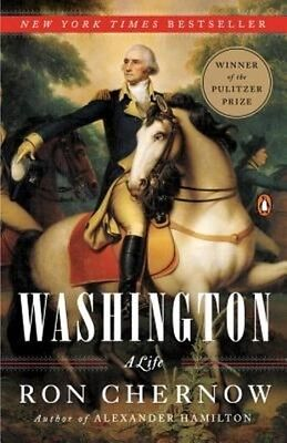Washington: A Life by Ron Chernow Paperback Book (English)