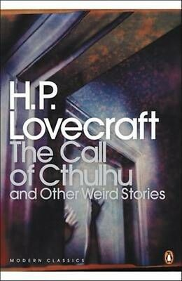 The Call of Cthulhu by H.P. Lovecraft Paperback Book