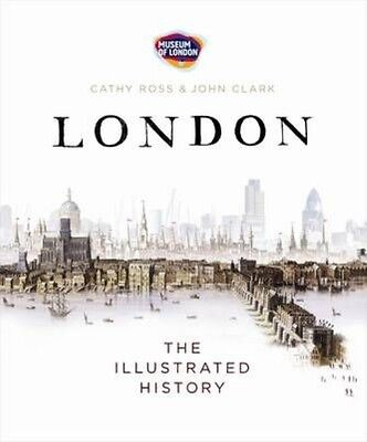 The Penguin Illustrated History of London by Museum of London Paperback Book (En