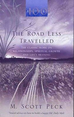 The Road Less Travelled by M. Scott Peck Paperback Book