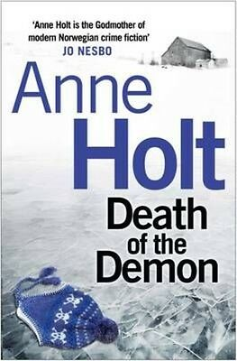 Death of the Demon by Anne Holt Paperback Book
