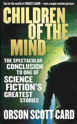 Children of the Mind by Orson Scott Card Paperback Book (English)