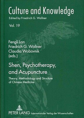 Shen, Psychotherapy, and Acupuncture by Hardcover Book (English)
