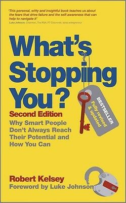 What's Stopping You? by Robert Kelsey Paperback Book (English)