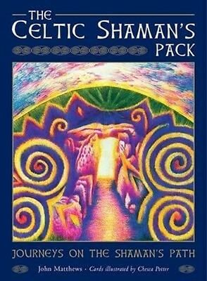 Celtic Shaman's Pack by John Matthews Paperback Book