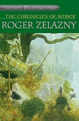 The Chronicles of Amber by Roger Zelazny Paperback Book