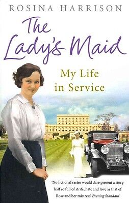 The Lady's Maid by Rosina Harrison Paperback Book (English)