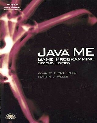 Java Me Game Programming [With CDROM] by John P. Flynt Paperback Book (English)