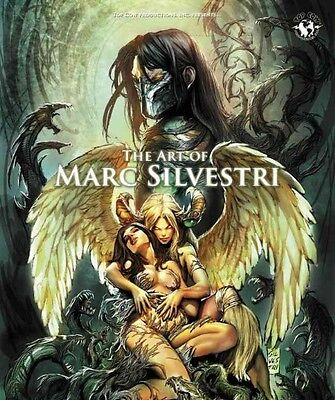 The Art of Marc Silvestri by Marc Silvestri Paperback Book (English)