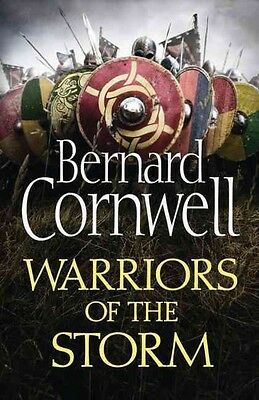Warriors of the Storm by Bernard Cornwell Hardcover Book (English)