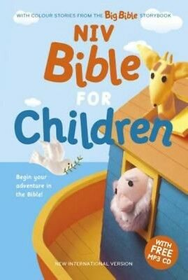 NIV Bible for Children by New International Version Hardcover Book (English)