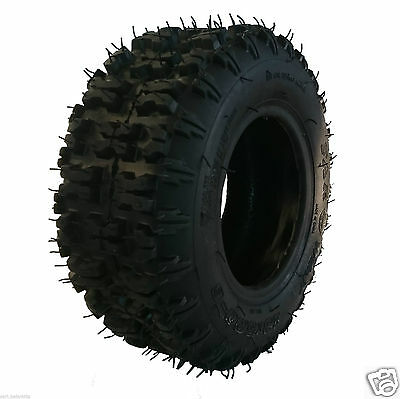 pneu tubeless 13x5.00-6 - tyre 13x5.00-6 tubeless - voir description