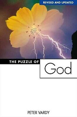 The Puzzle of God by Peter Vardy Paperback Book