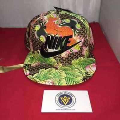 Nike Tianjin Foamposite 2008 Olympics Cap-Super Rare & Long Oop-New With Tags!!!