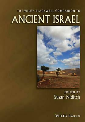 Wiley Blackwell Companion to Ancient Israel by Susan Niditch (English) Hardcover