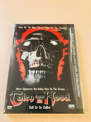 Tales From The Hood - Original Factory Sealed DVD 1998 HBO Release Rare HTF