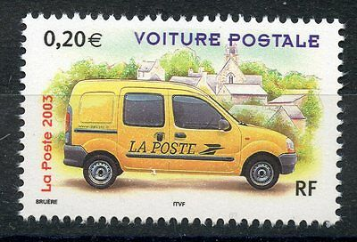 Stamp / Timbre France Neuf N° 3612 ** Collection Jeunesse / Voiture Postale