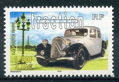 Stamp / Timbre France Neuf N° 3318 ** Voiture / Citroen Traction