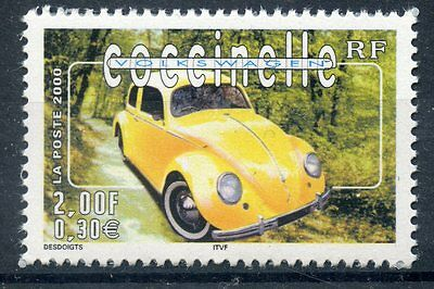 Stamp / Timbre France Neuf N° 3322 ** Voiture / Coccinelle Volkswagen