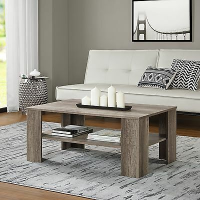 Upcycling Design Couchtisch Stahl Holz Eiche Altholz ...