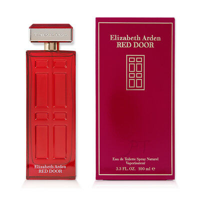 Elizabeth Arden Red Door 100 ml Eau de Toilette Spray  NEU+OVP