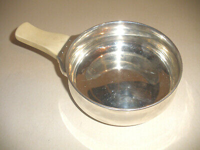 GREAT ANTIQUE CIRCA 1910 TIFFANY & Co STERLING SILVER PORRINGER