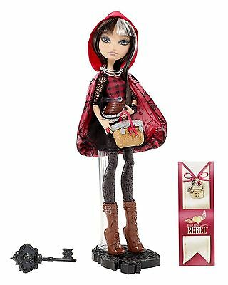 New Girls Ever After High Cerise Hood Doll