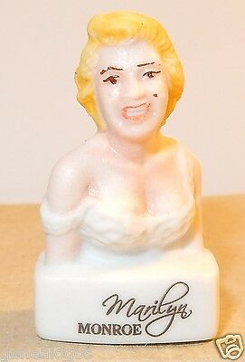 buste MARILYN MONROE 2012 POP ART FEVE PORCELAINE